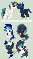 Zapp X Starstorm Foals - CLOSED by iPandadopts