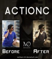 ACTIONC -1 by MoThEeR-212