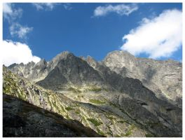 Tatra mountains, Slovakia by ZbyszekK