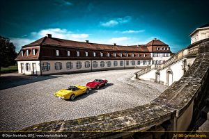 Stingrays at Rokoko Castle VII by AmericanMuscle