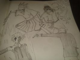 Naruto Bleach Crossover Fanfic Picture