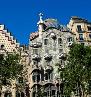 Casa Batllo by bellafreck