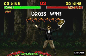 Dross Fatality by Cachi23