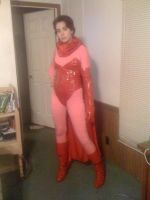 Scarlet Witch WIP 2 by Miss-Marquin
