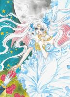 Princess of the Moon - Artbook Picture by Dar-chan