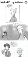Kidlock. (coffee) by ilcielocapovolto