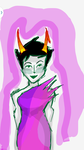 Kanaya Maryam what a babe by MyArmyOfPeeps