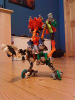 Bionicle Freak 4 by Gibson-the-mallrat