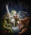 Orc Wars by VegasMike