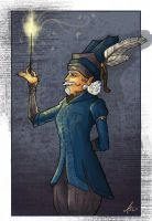 Fillius Flitwick by WhiteElzora