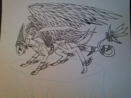 StarBringer WIP by cynderplayer