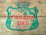 Canada Dry Ginger Ale Crate by DonnaMarie113