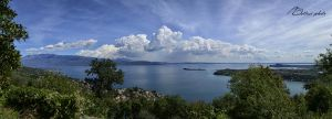 Garda lake from S.Michele by ADottesi