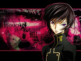 Lelouch_wallpaper_pink+black by lady-alucard