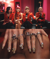 Bommie's Handmade Nails by snowflakeVIP