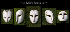 Mask Progress- Mar by Forgess