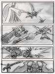 Devil may cry 4 The False Savior. Page 4 by Sciff3