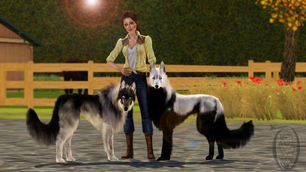 The Krahviik Kennel - Owner by SpirityTheDragon