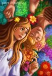 Peter and Wendy repaint by gem2niki