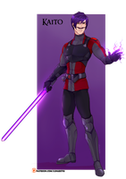 Kaito (SWTOR) by Lunareth