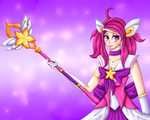 Star Guardian Lux by lekademon