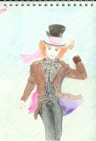 Request: Mad Hatter by HatFoxProductions