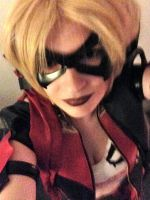 Harley Quinn Injustice Preview by KoiFishAsylum