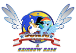 Sonic and Rainbow Dash Opening by Snicketbar