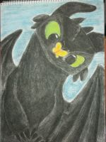 Cute Toothless by Neytiri012