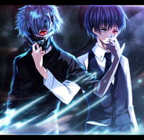 Tokyo  Ghoul - We are One! by NuclearAgent