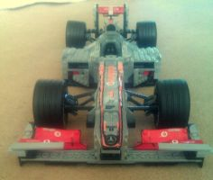 Lego McLaren Mp4-25 by Galbatore