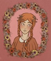 Anne of Green Gables by Ilweran