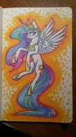 Princess Celestia by Sunny125
