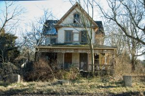 Haunted House 3 by FairieGoodMother