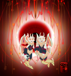 Tokoloshe Twins manipulate the subconscious by Ohthehumanityplz