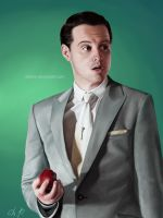 Moriarty by dijellie