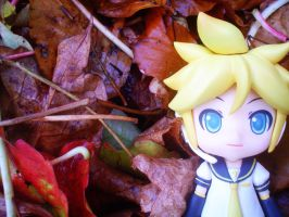 Len And The Leaves by jen-den1