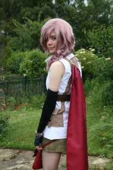 Me as Lightning Farron by DinocoSparrow