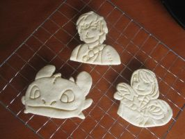 How to Train Your Dragon Cookie Cutter Set Baked by B2Squared