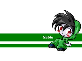 Nebie Wallpaper by gamefanPPG