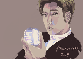Changmin by Phinnimonster