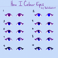 T: Sai Eye Tutorial? by TheInZombiac