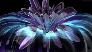 Glass Blossom by StarwaltDesign
