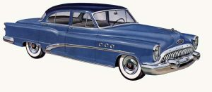 age of chrome and fins: Buick 3 by Peterhoff3
