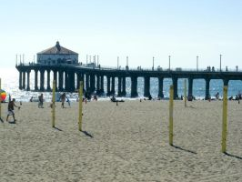 Manhattan Beach II by TrashyDiamond