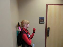 my lady deadpool cosplay photo3 by ariahdawn