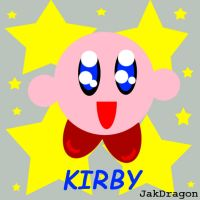 KIRBY by JakDragon