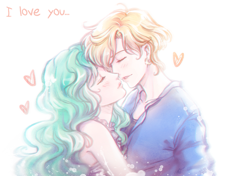 SM: How about a kiss? by Kay-I