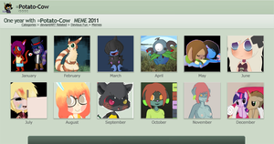 2011 art summary by Ryanners