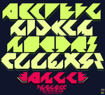 3Angle Typeface by inphact
